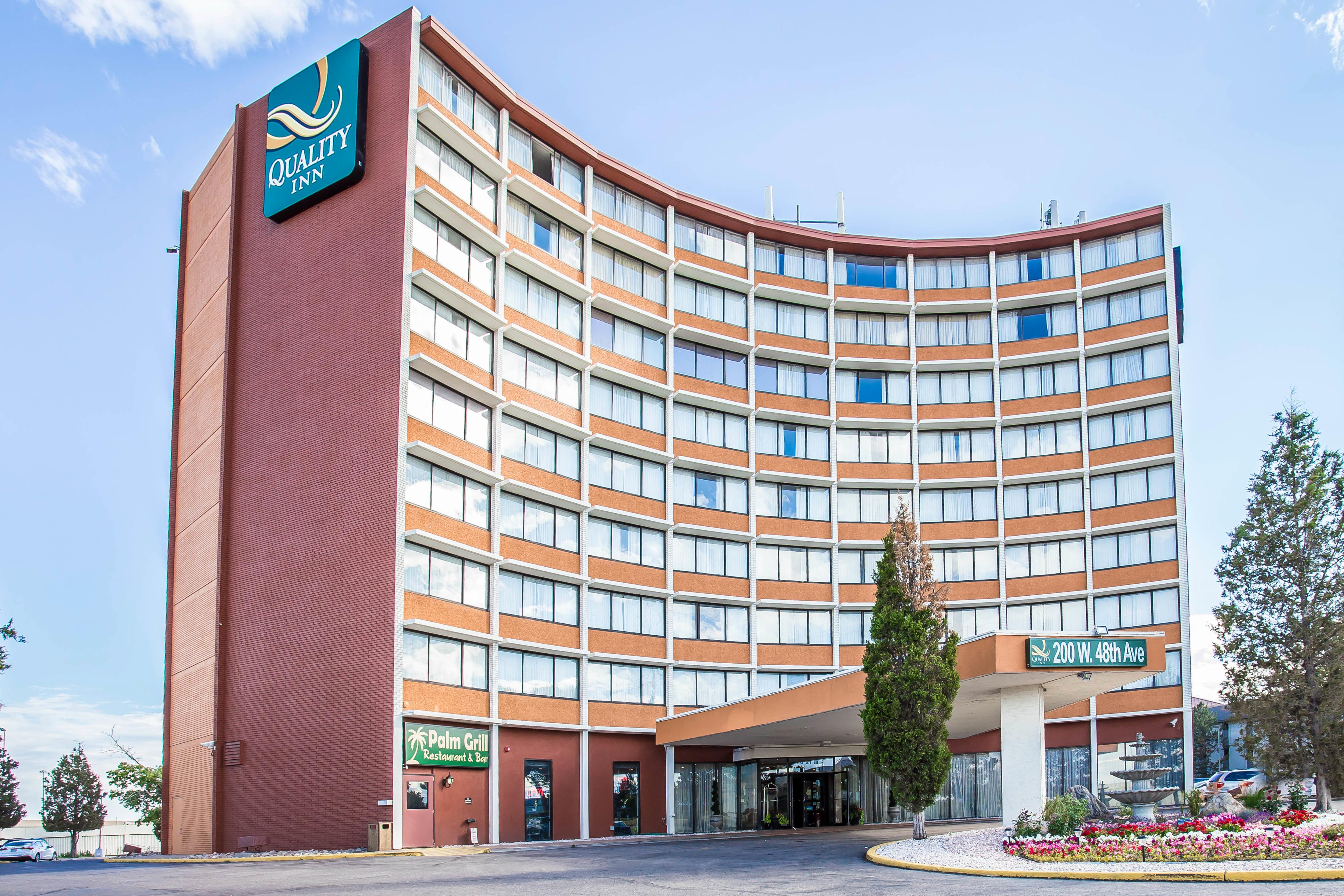 Quality Inn Denver Central In Denver Co 303 296 4
