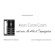 Angie's Custom Closets and More