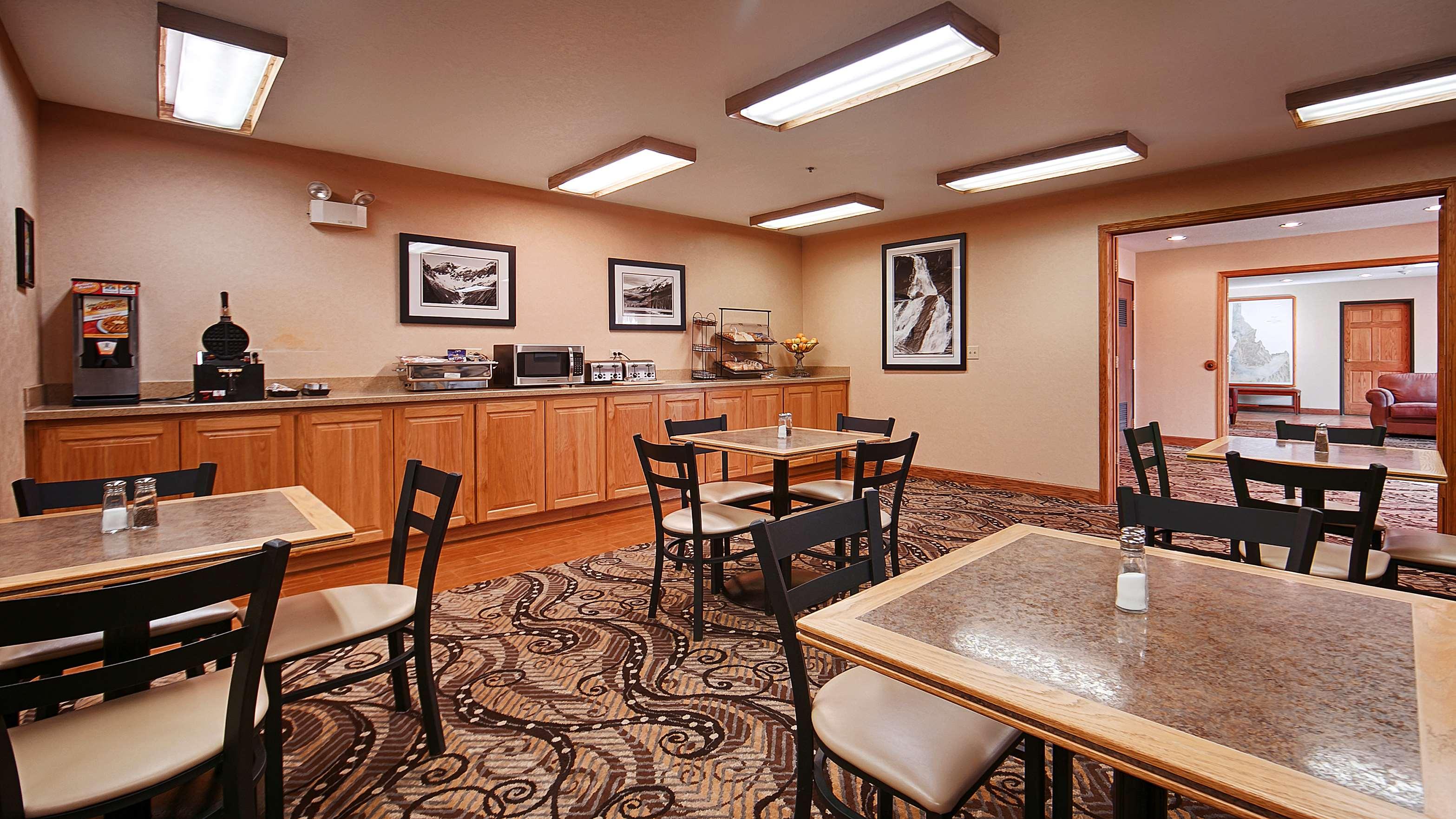 Best Western Blackfoot Inn image 16