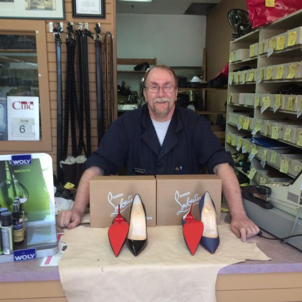 Ralph's Shoe Service in Burnaby