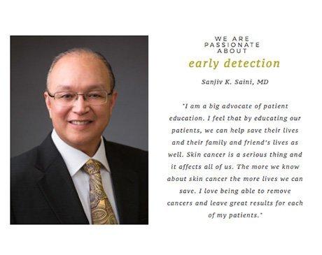 MD Dermatology & Laser Center: Sanjiv Saini, M.D. image 0