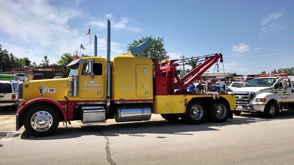 3J Towing image 9