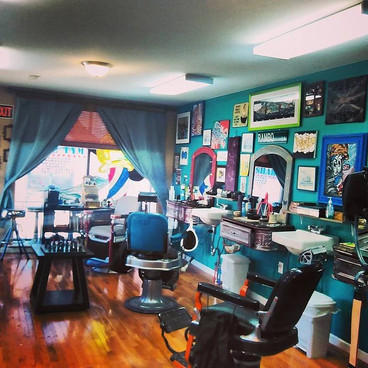 My T-Sharp Barbering Company image 0