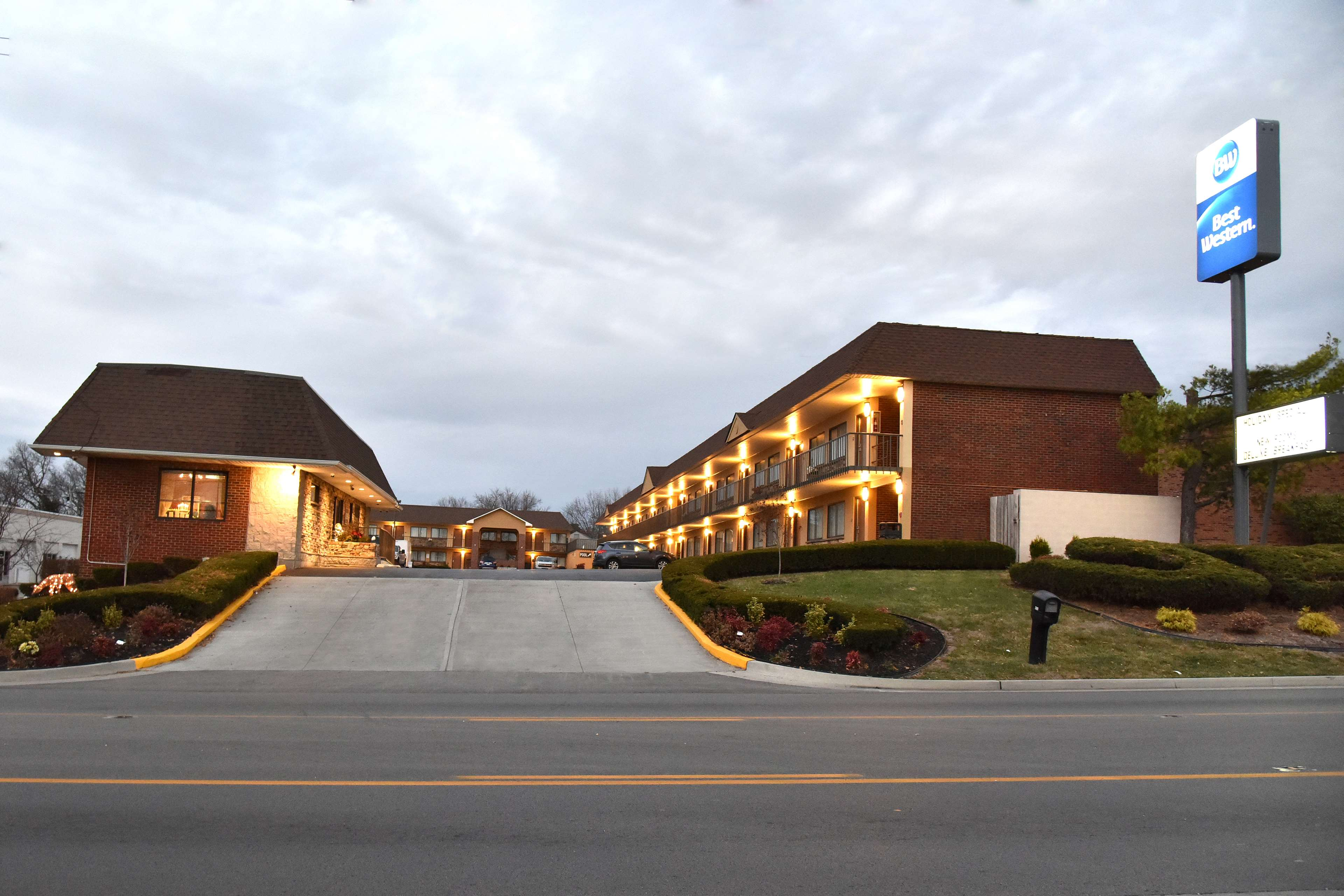 Best Western Winchester Hotel In Winchester Ky 859 744 7