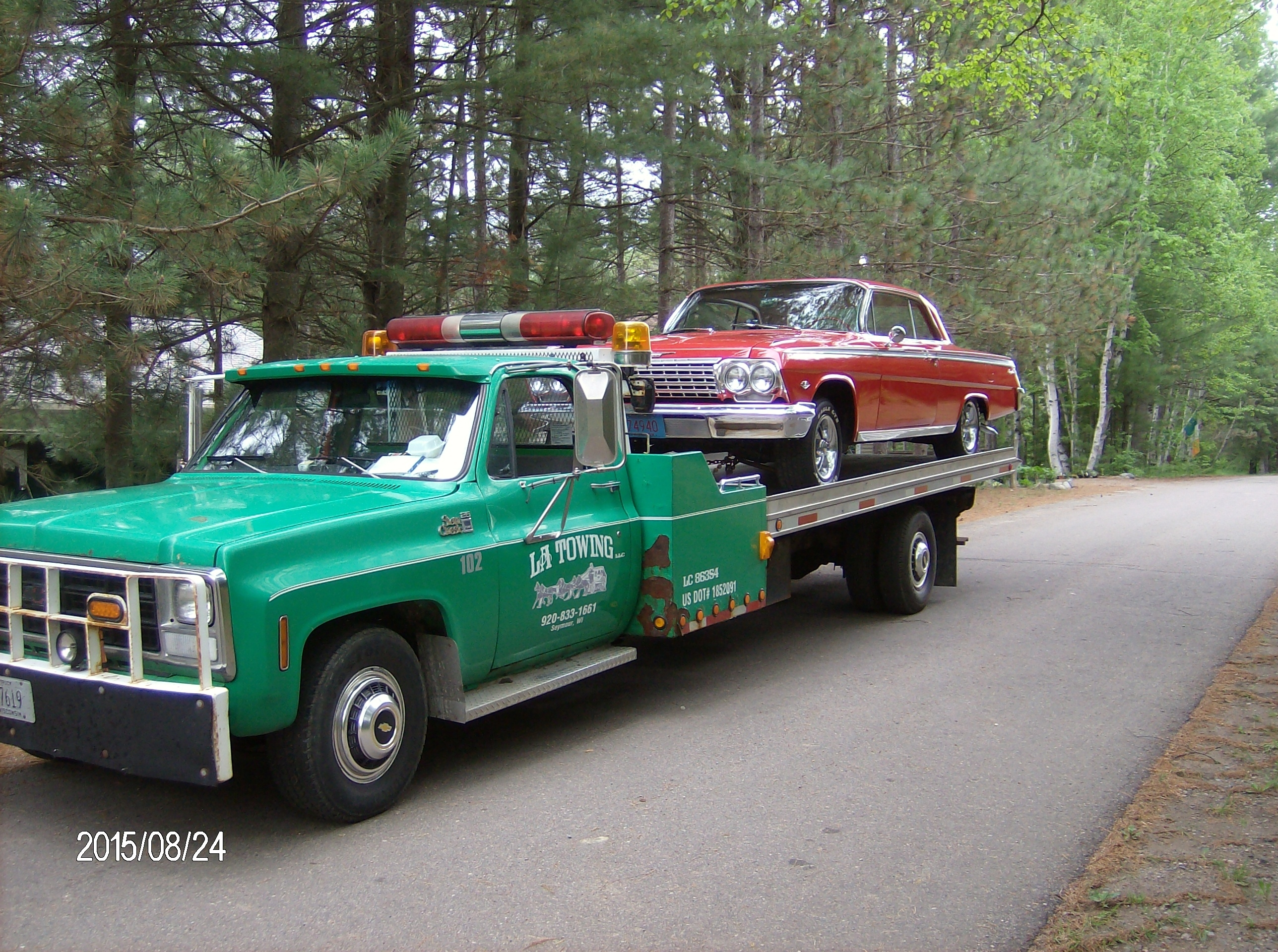 LA Towing & Recovery, LLC image 2