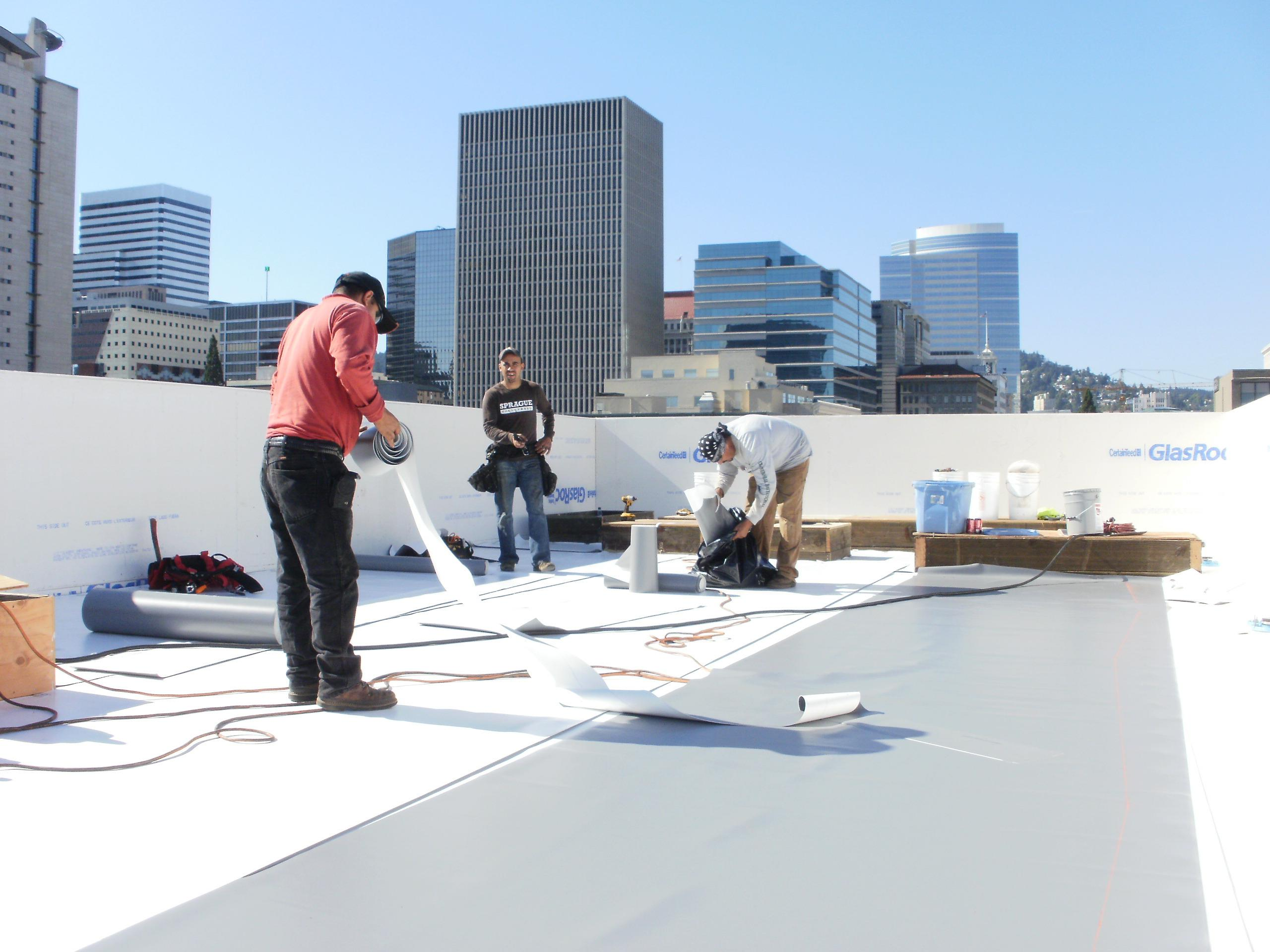 Orion Roofing and Sheet Metal image 1