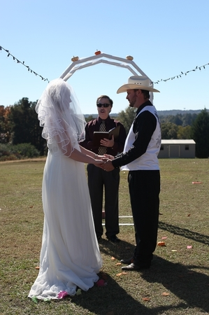 Reverend Johnson Dahlonegah Helen North Ga mountains Destination Wedding –metro wedding ministers, marriage officiants,  wedding priests, chapels, pastors, clergy to marry, bridal vows, courthouse justice of peace to elope!  770-963-7472