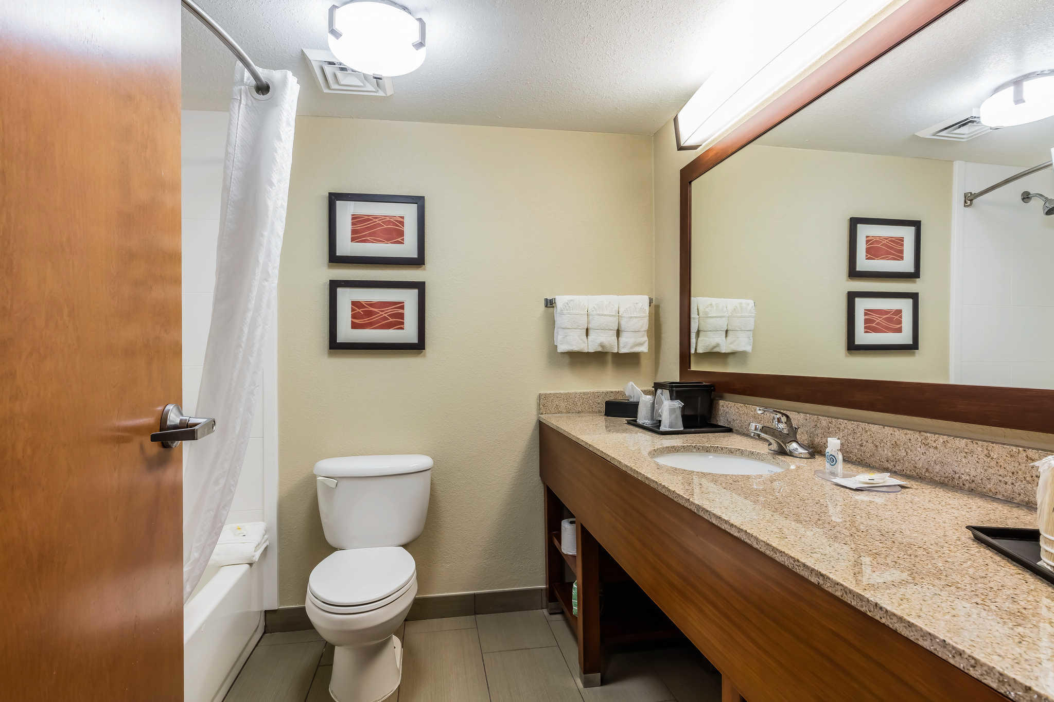 Comfort Inn & Suites Airport-American Way image 11