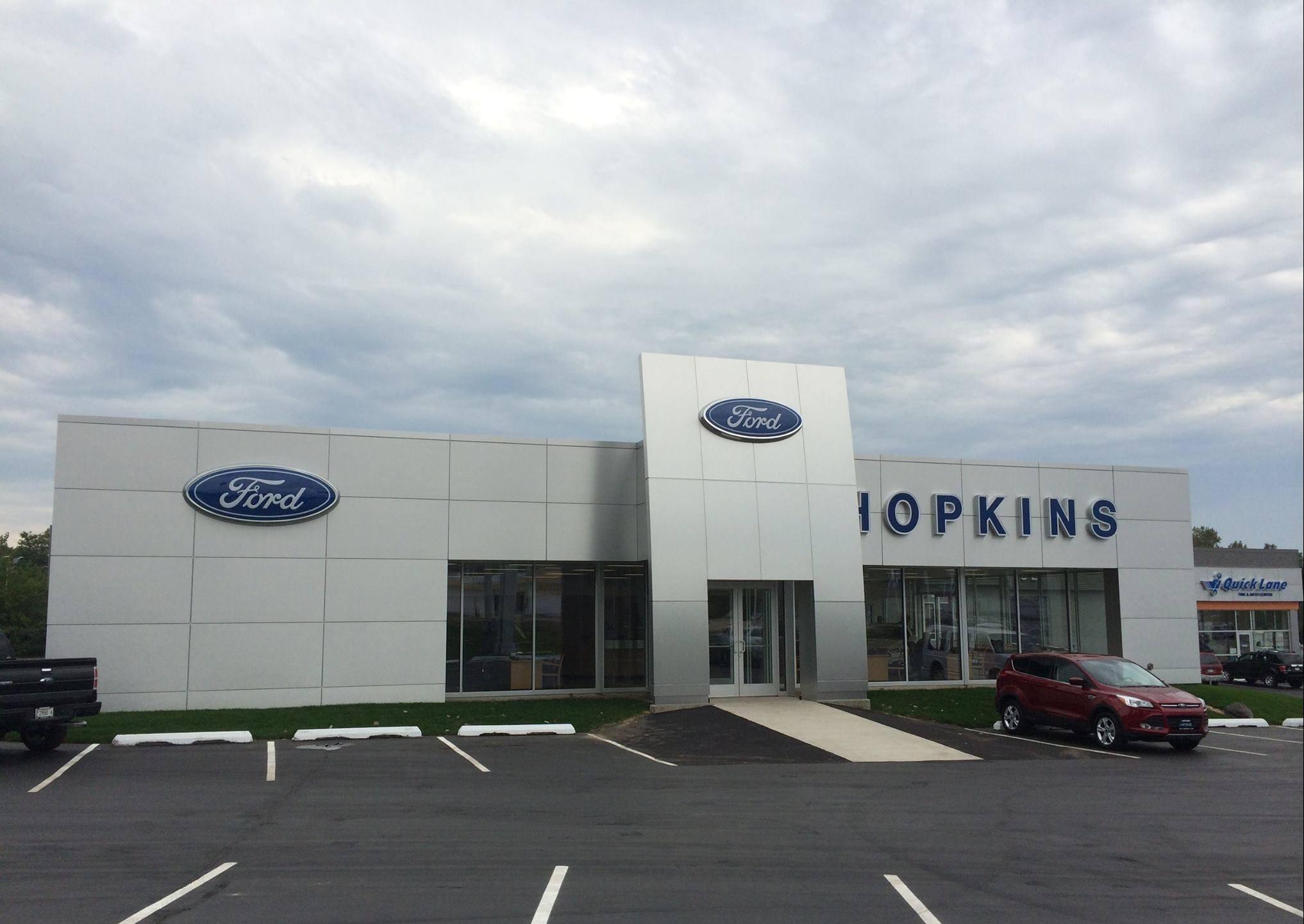 Hopkins Ford Of Elgin Elgin Il Company Profile