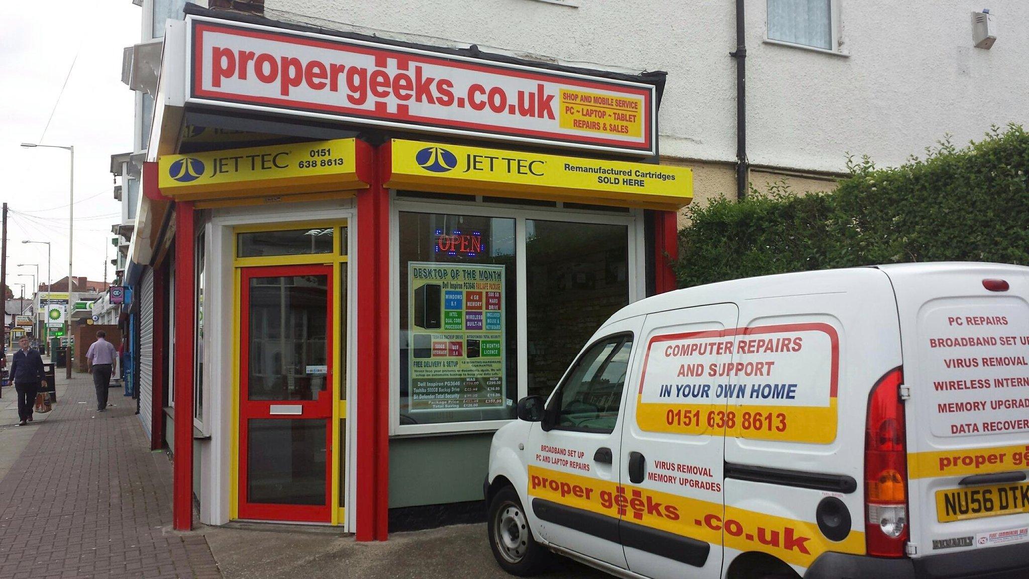 Propergeeks Ltd