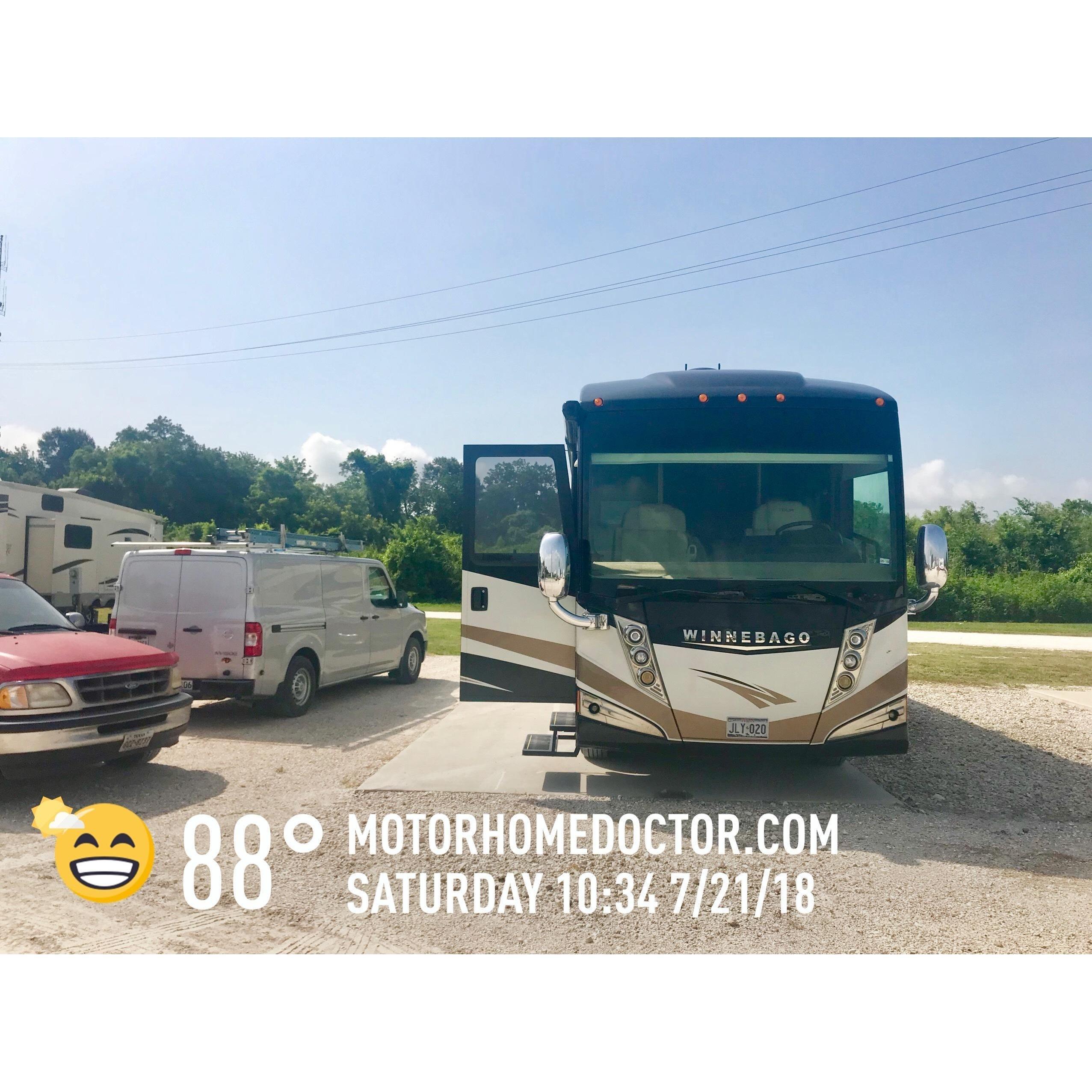 MOTOR HOME DOCTOR Mobile RV Service