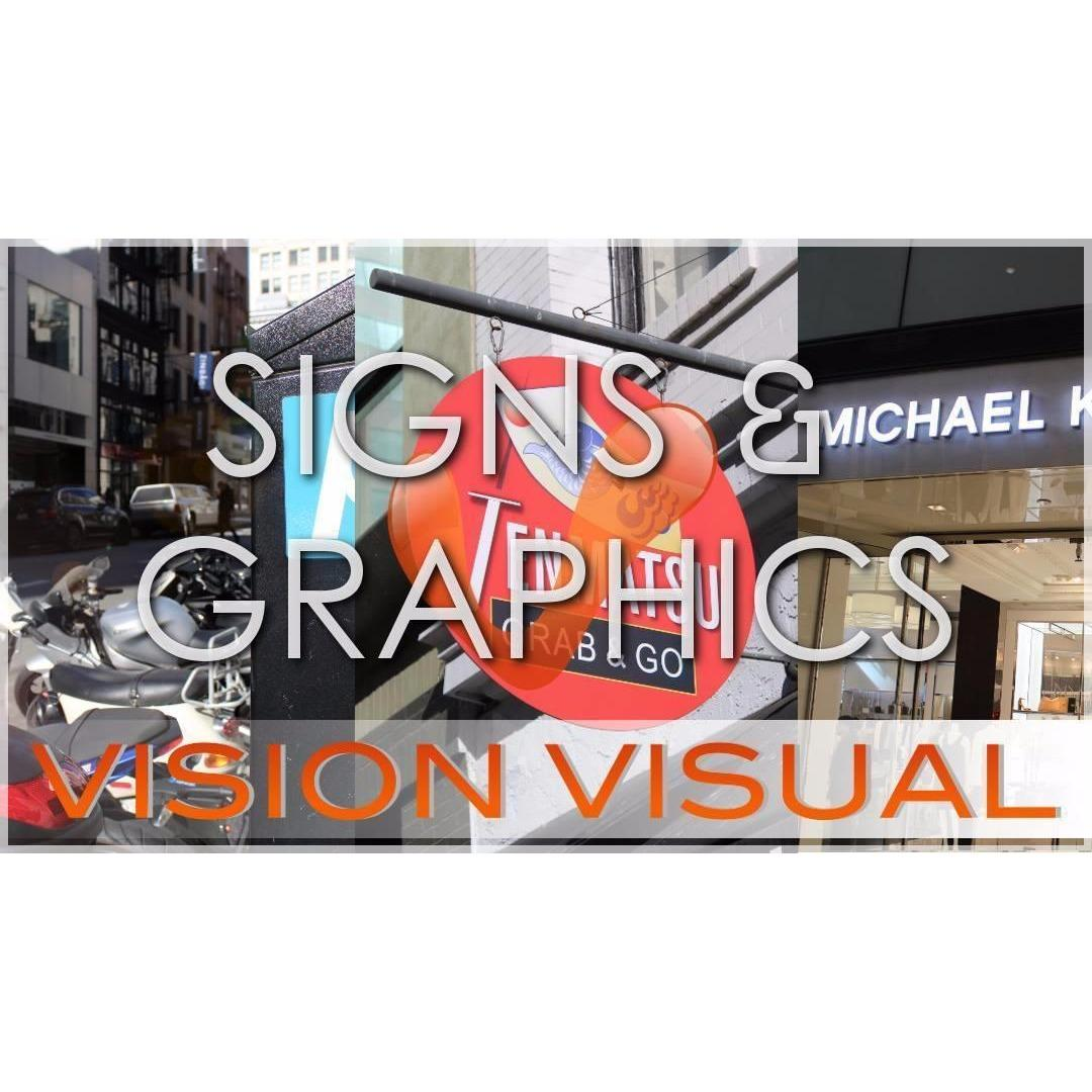 Vision Visual Custom Signs and Graphics Studio