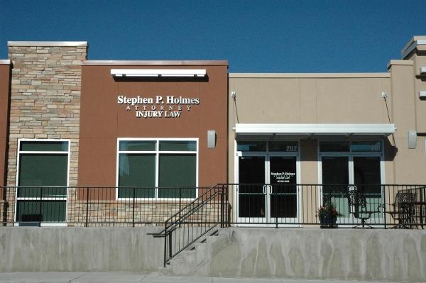 Stephen P. Holmes image 5