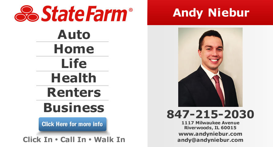 Andy Niebur - State Farm Insurance Agent image 0