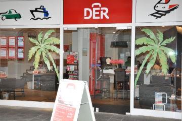 DER Deutsches Reisebüro, Hallplatz 11-15 in Nürnberg