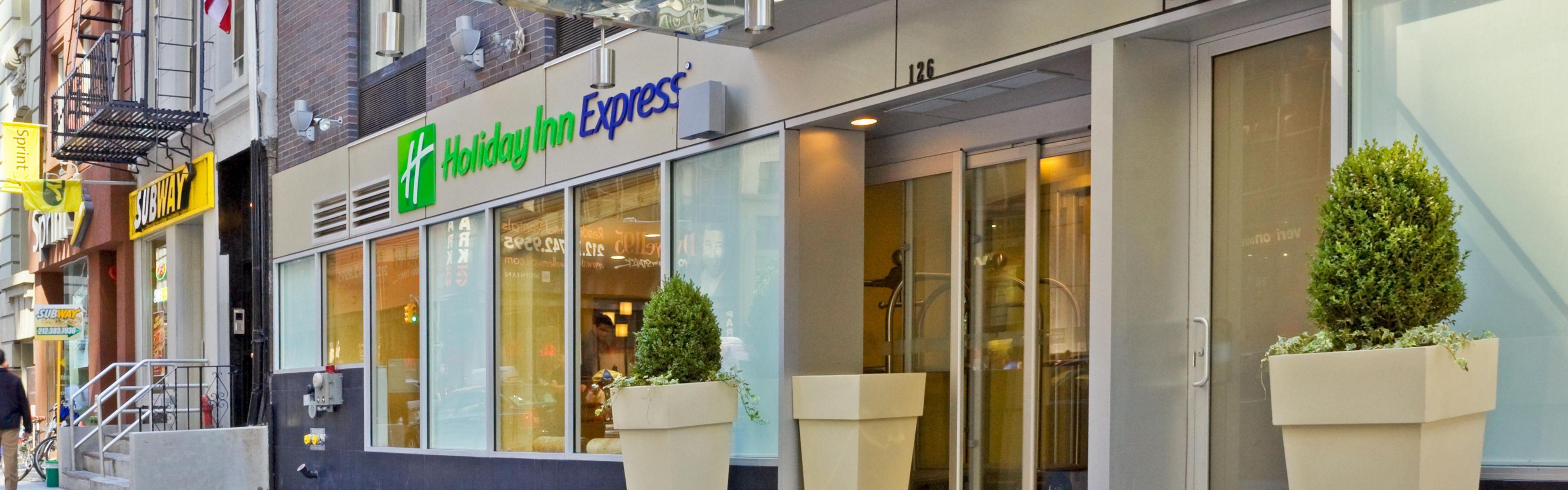 Holiday Inn Express New York City-Wall Street image 0