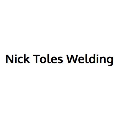 Nick Toles Welding