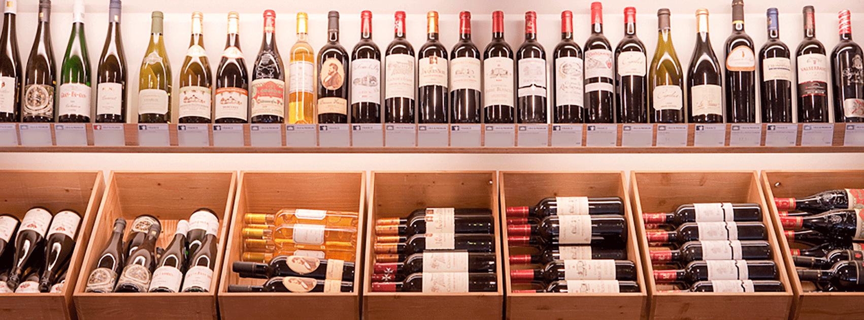 Bild der Jacques' Wein-Depot