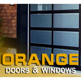 Orange Doors and Windows