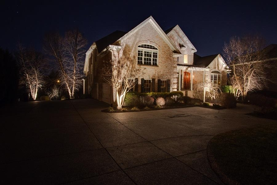 Outdoor lighting perspectives of nashville exterior lighting exterior lighting aloadofball Gallery