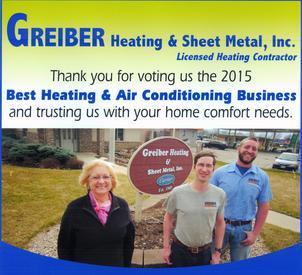 Greiber Heating & Sheet Metal image 0