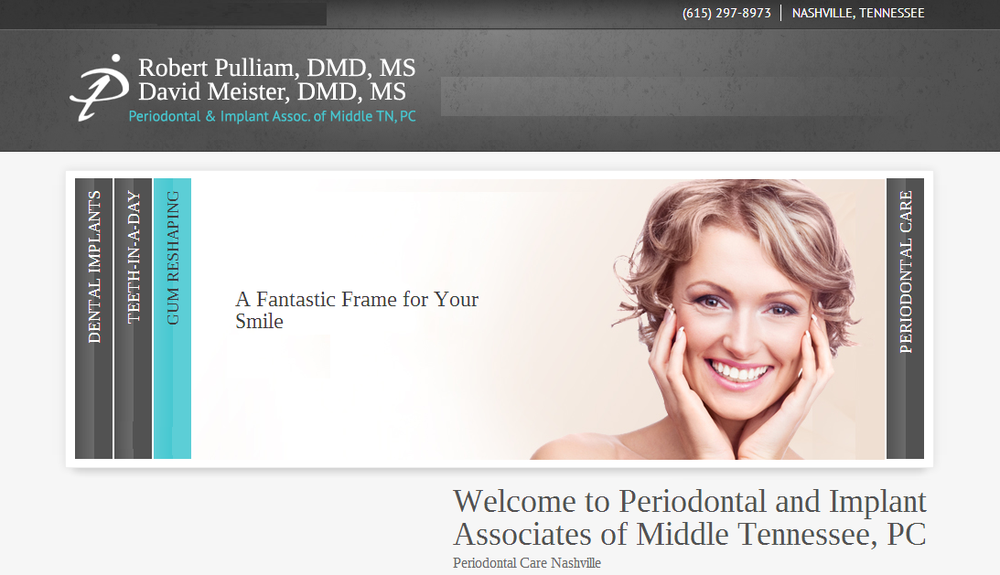 Periodontal and Implant Associates of Middle Tennessee, PC image 2