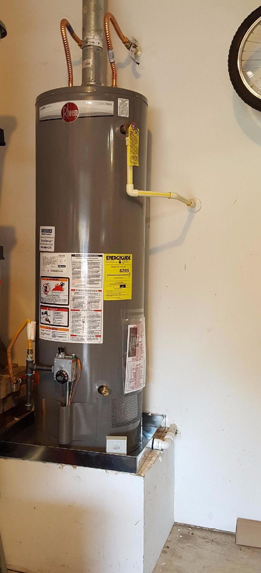 Katy Water Heaters image 54