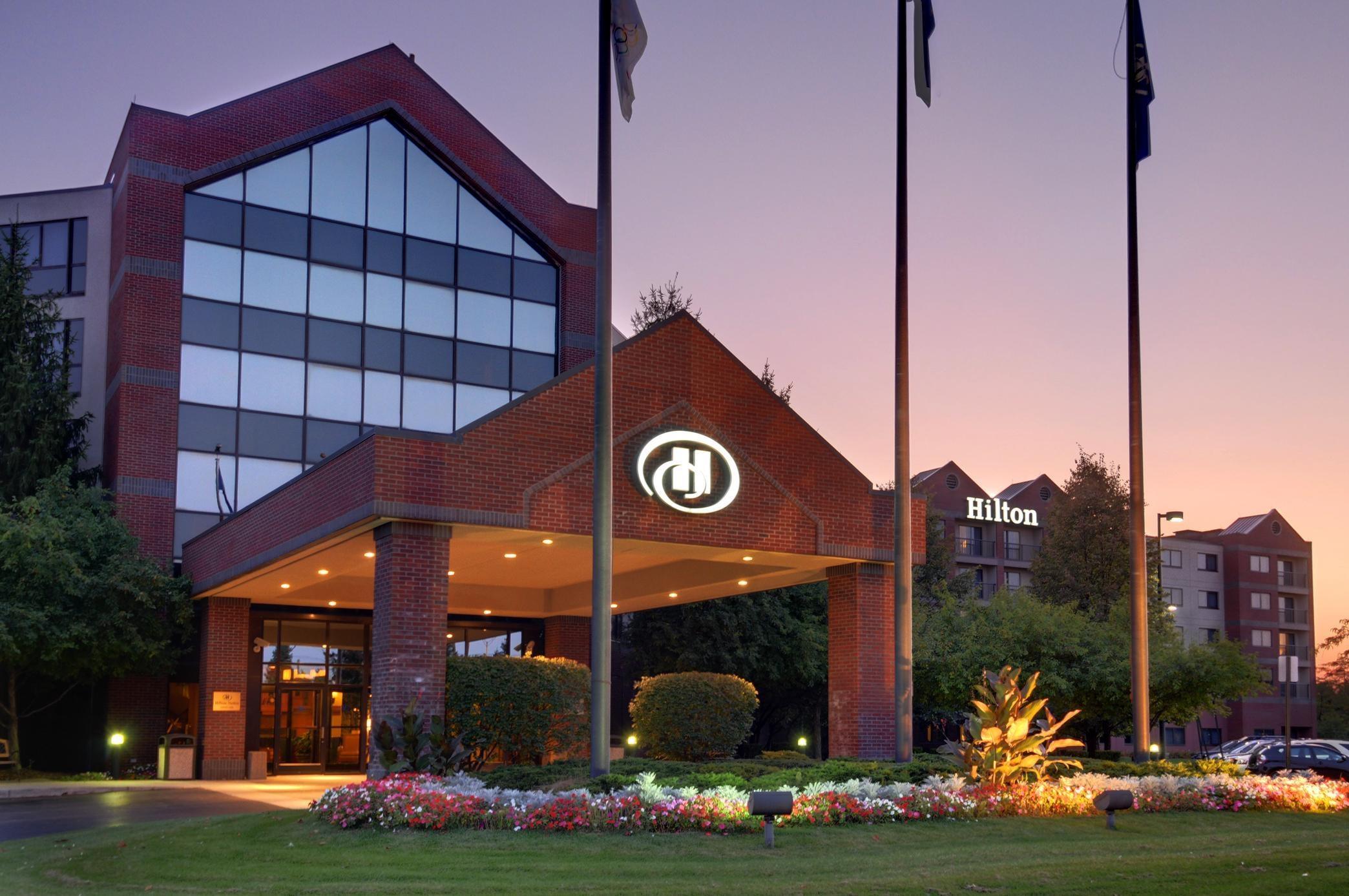 Hilton Auburn Hills Suites - 2300 Featherstone Road ...