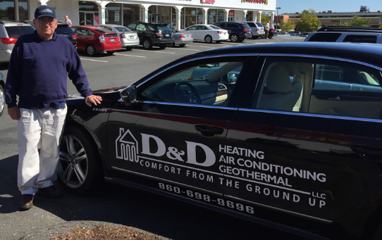 D & D Heating & Air Conditioning image 0