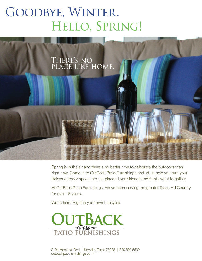 OutBack Patio Furnishings - Marble Falls image 7