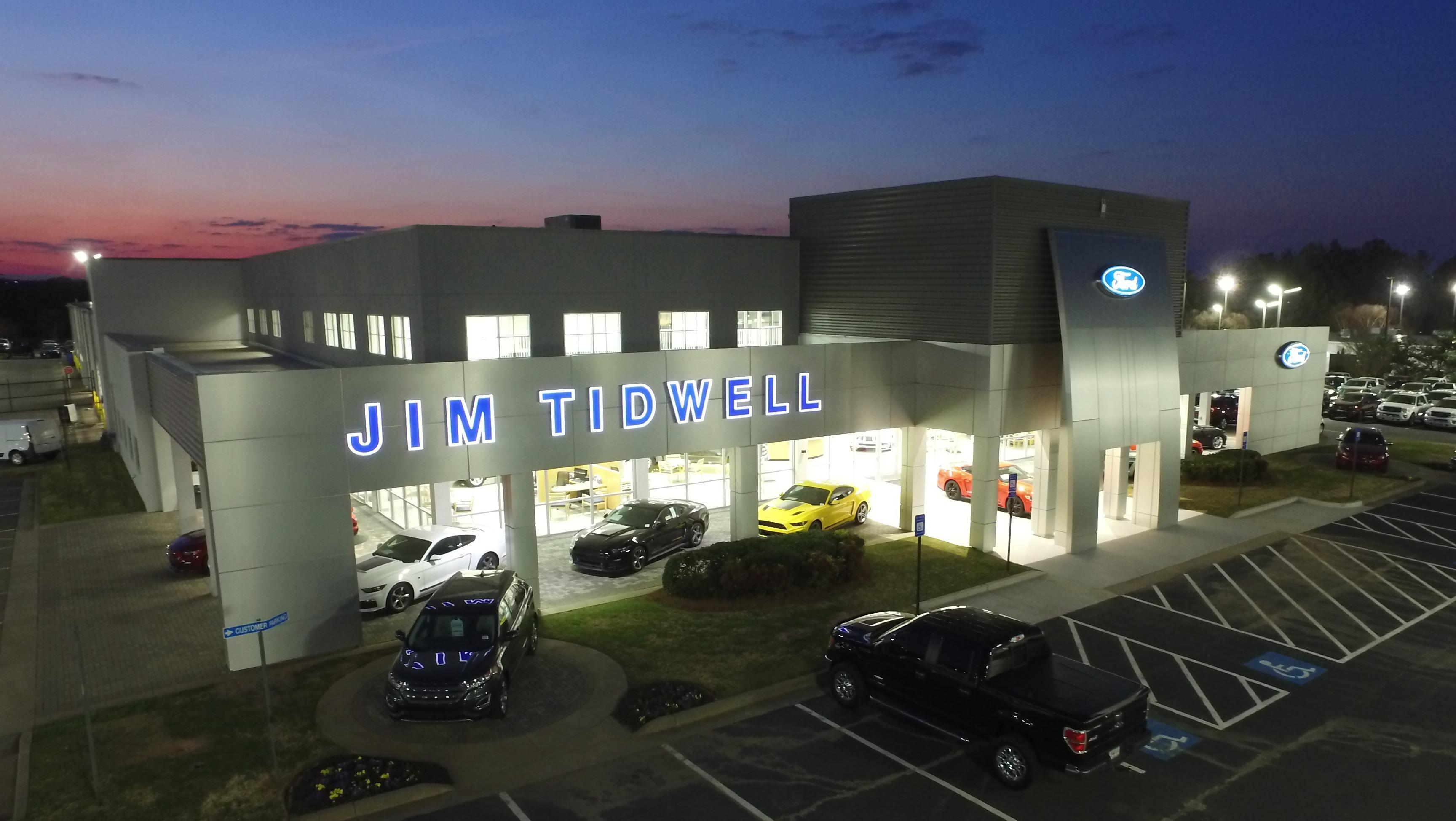 Jim Tidwell Ford in Kennesaw, GA, photo #2