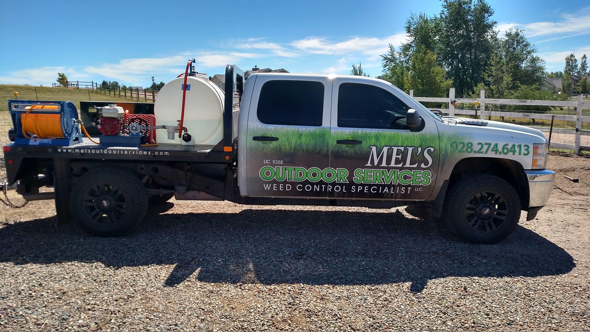 Mel's Outdoor Services image 1