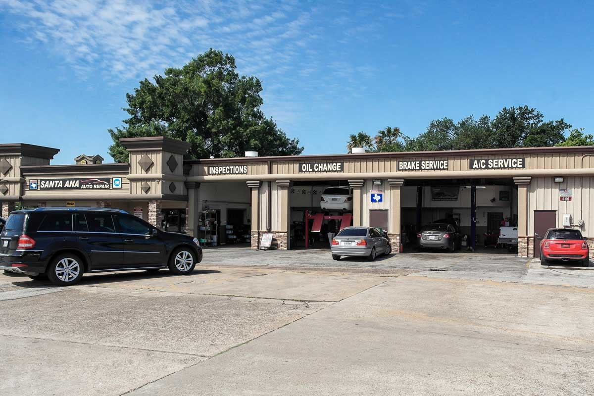 Santa Ana Auto Care At 5512 West 34th Street Houston Tx