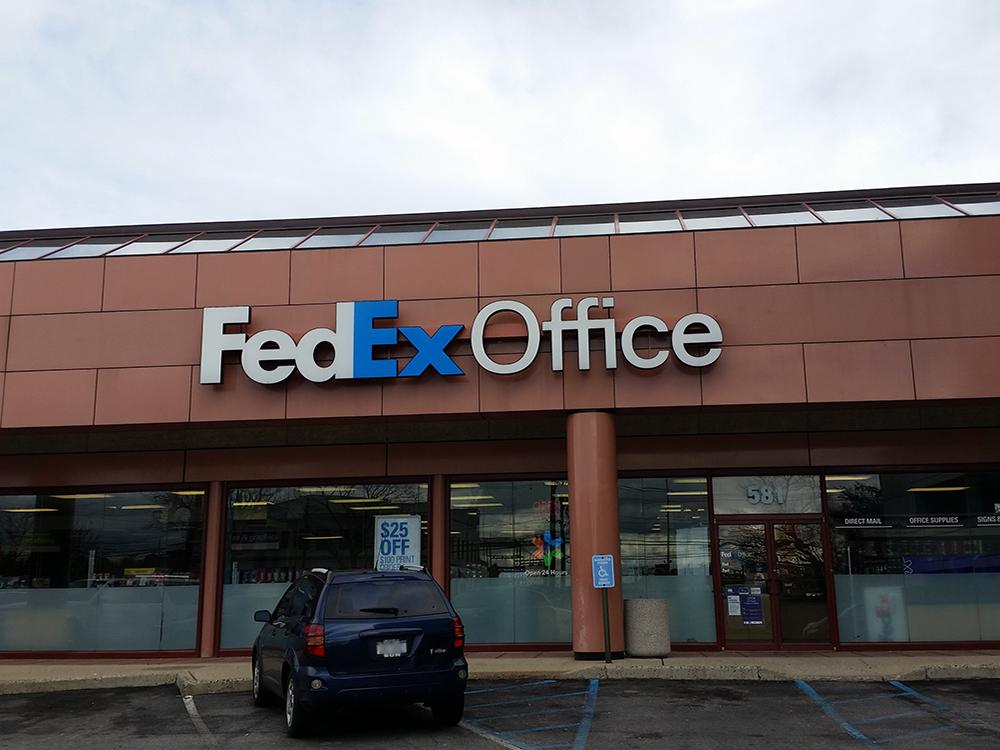 fedex office print ship center 581 stewart ave garden city ny computers accessories mapquest - Fedex Garden City