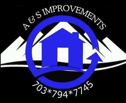 Gutter Cleaning Service in VA Manassas 20112 A & S Improvements 8220 Depot Place  (703)794-3918