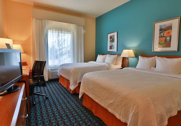 Fairfield Inn & Suites by Marriott Burlington image 10