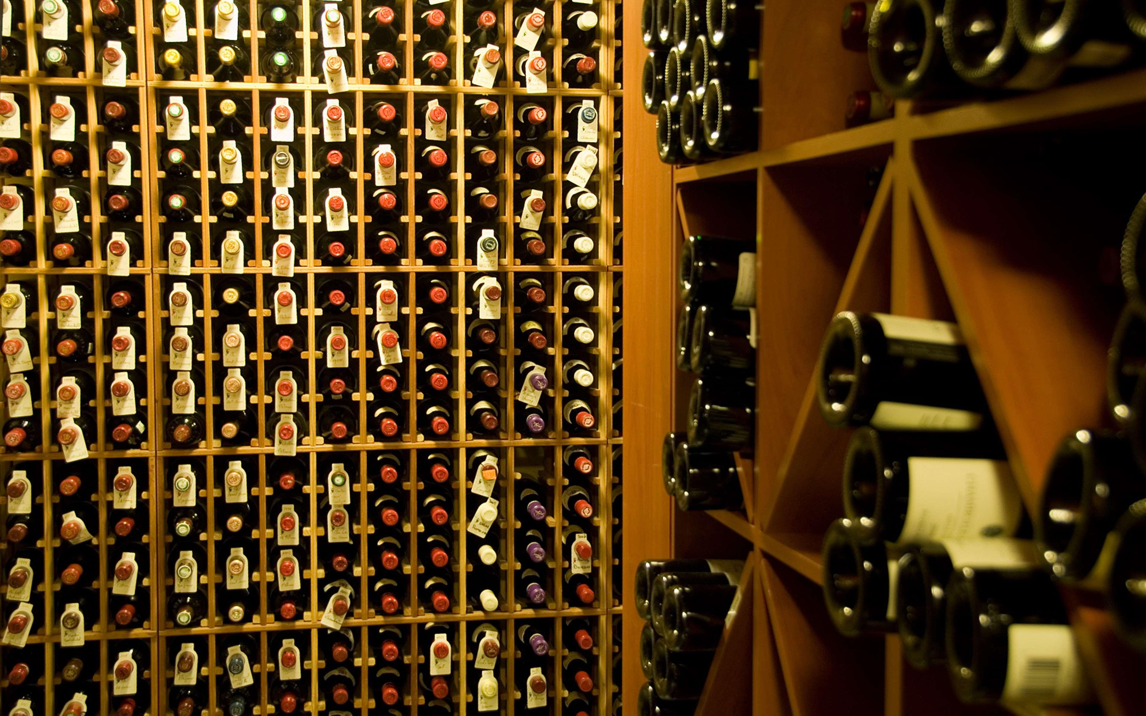 Best Western Premier Hotel Aristocrate à Quebec: Wine