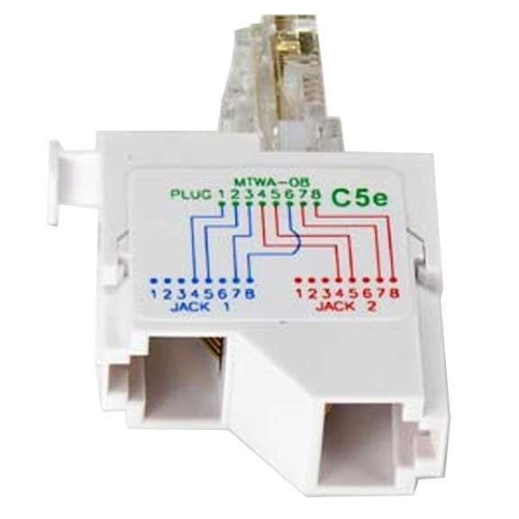 Sf cable inc hayward california electronics stores 10100 baset rj45 1p2j 08 wiring splitter adapter type swarovskicordoba Gallery