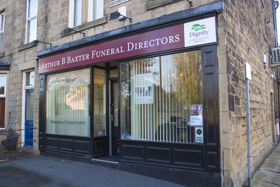 Arthur B Baxter Funeral Directors