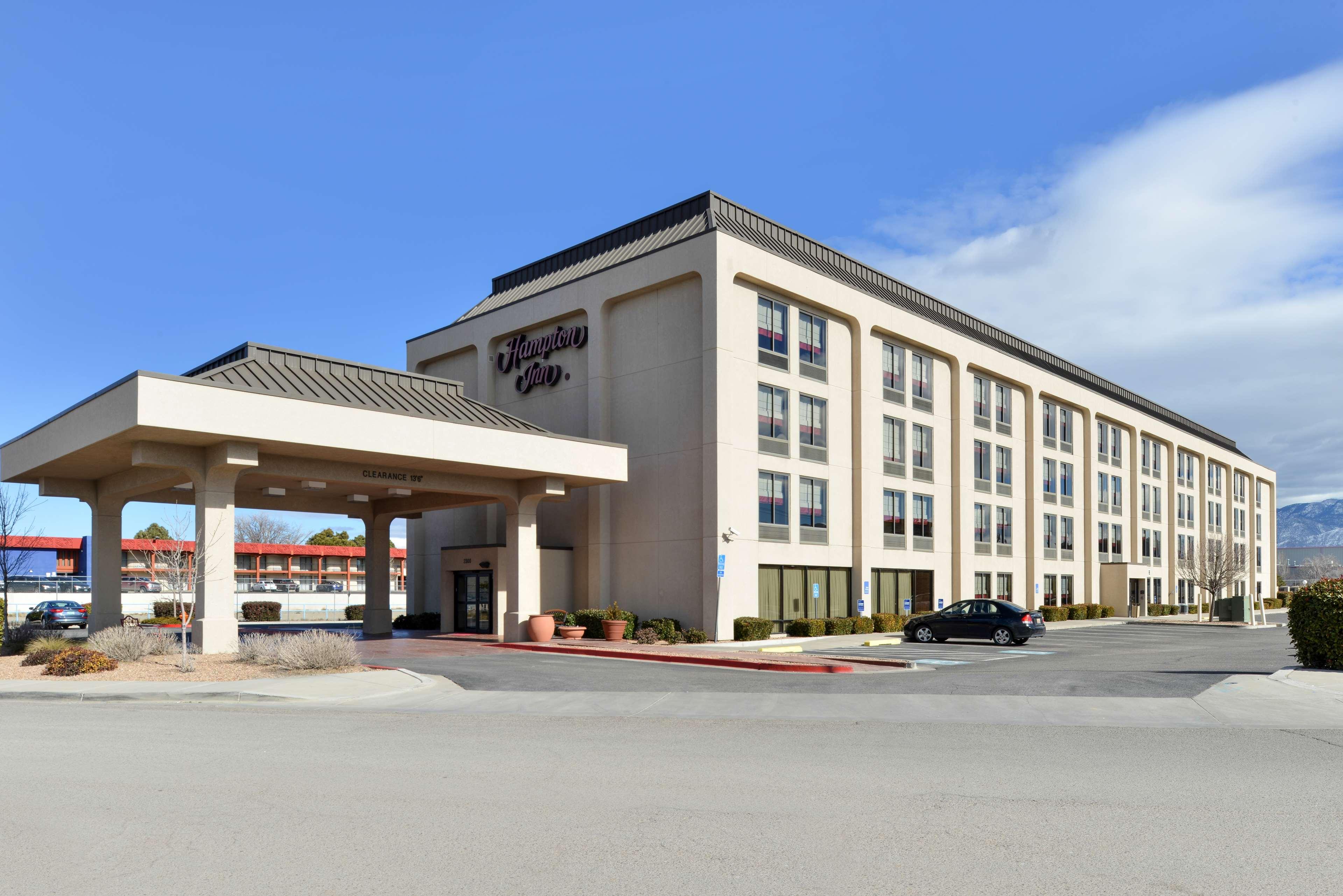 Hampton Inn Albuquerque-University/Midtown image 0