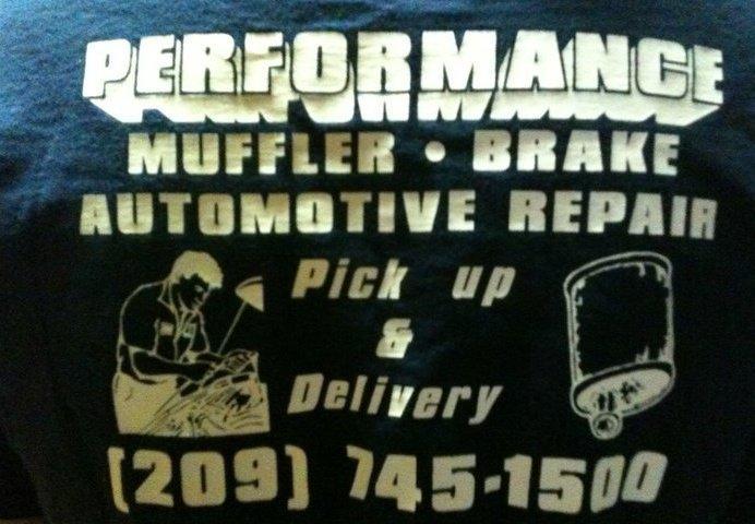 Performance Muffler Brake & Automotive image 1