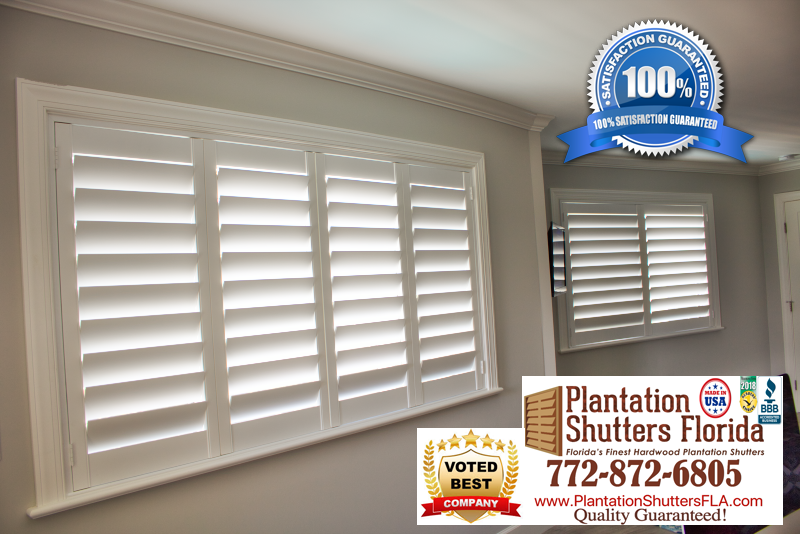 Plantation Shutters Florida Inc