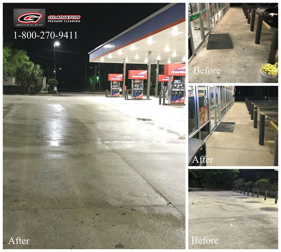Gladiator Pressure Cleaning, Inc. image 1