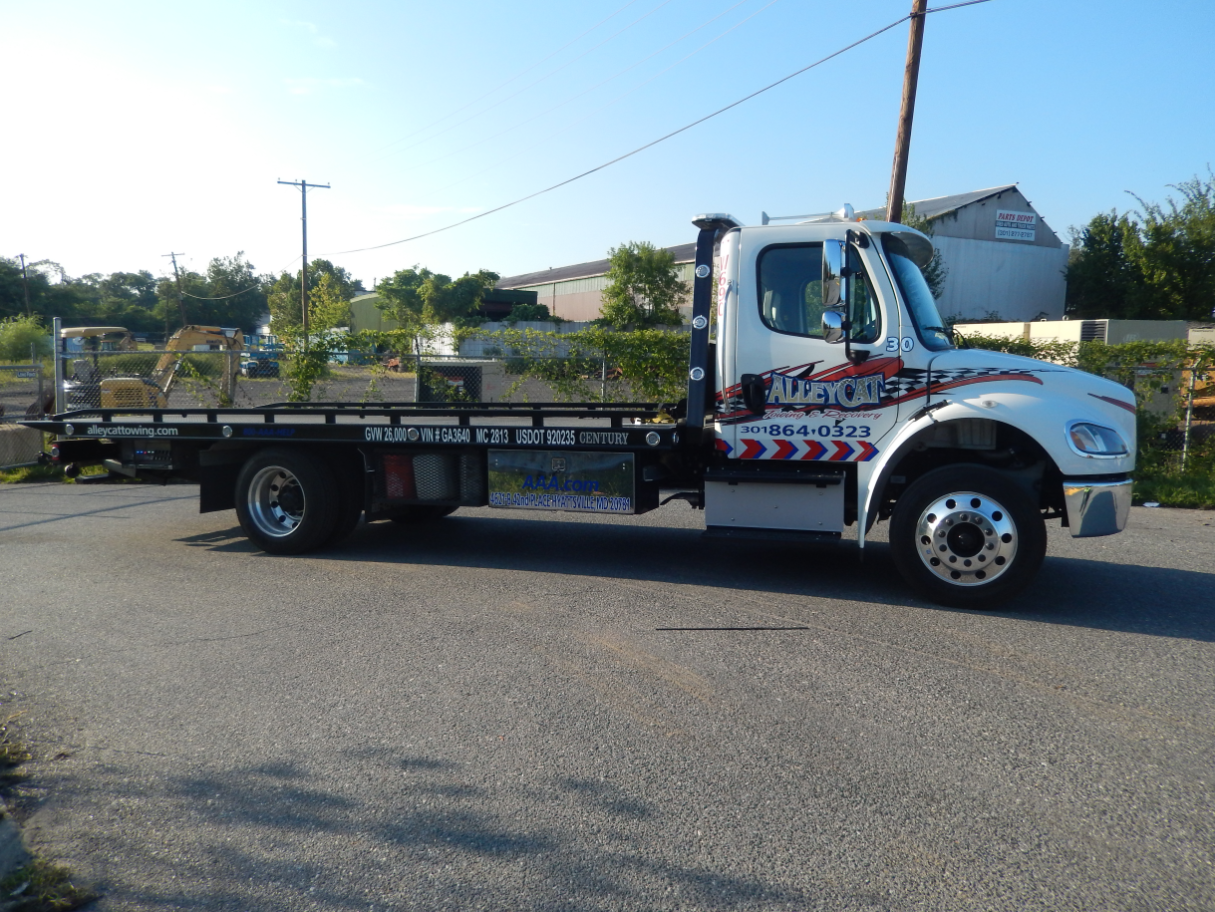 Alleycat Towing & Recovery Inc. in Hyattsville, MD, photo #15