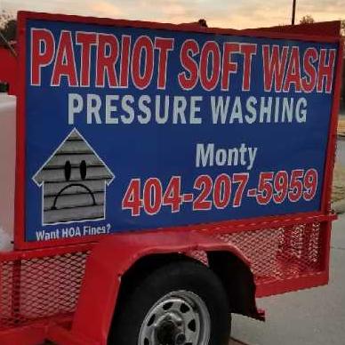 Patriot  Softwash Pressure Washing image 0