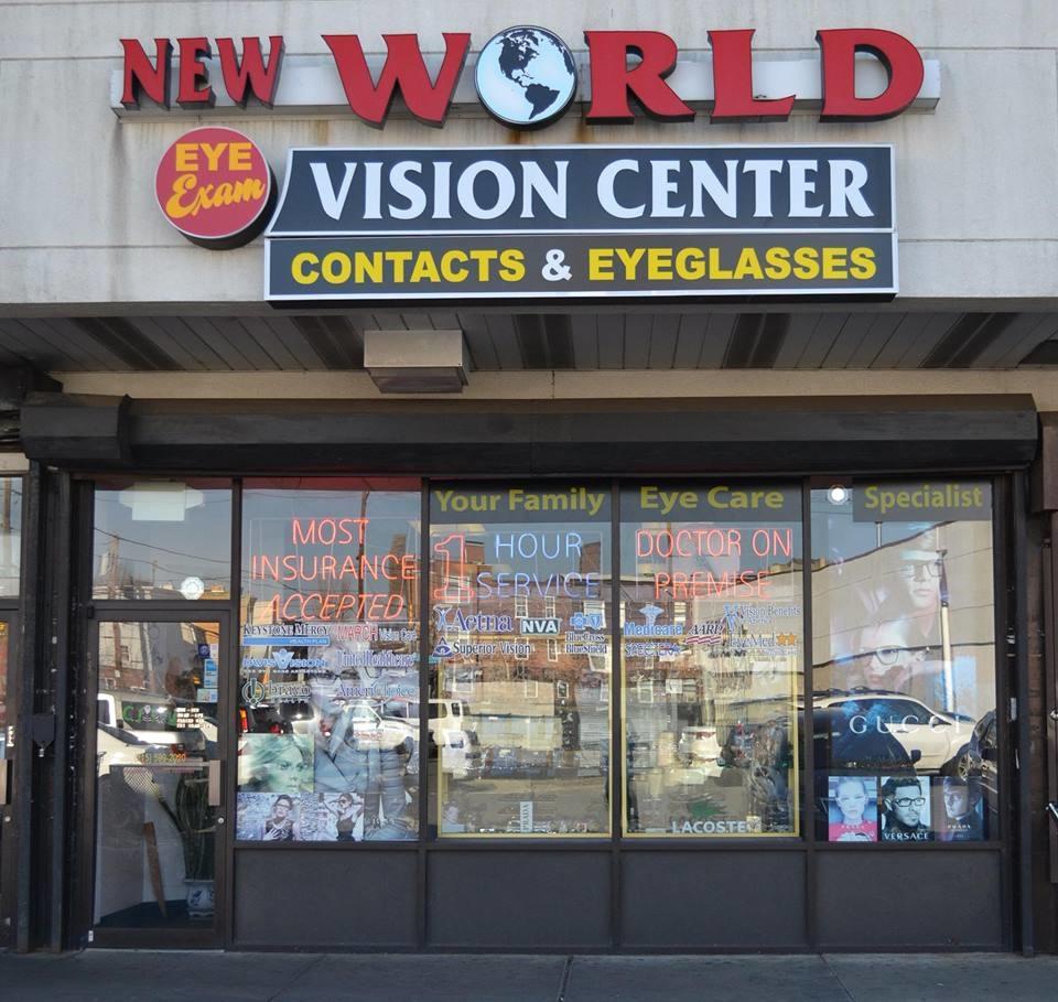 New World Vision Center, Inc image 1