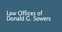 Law Offices of Donald G. Sowers - ad image