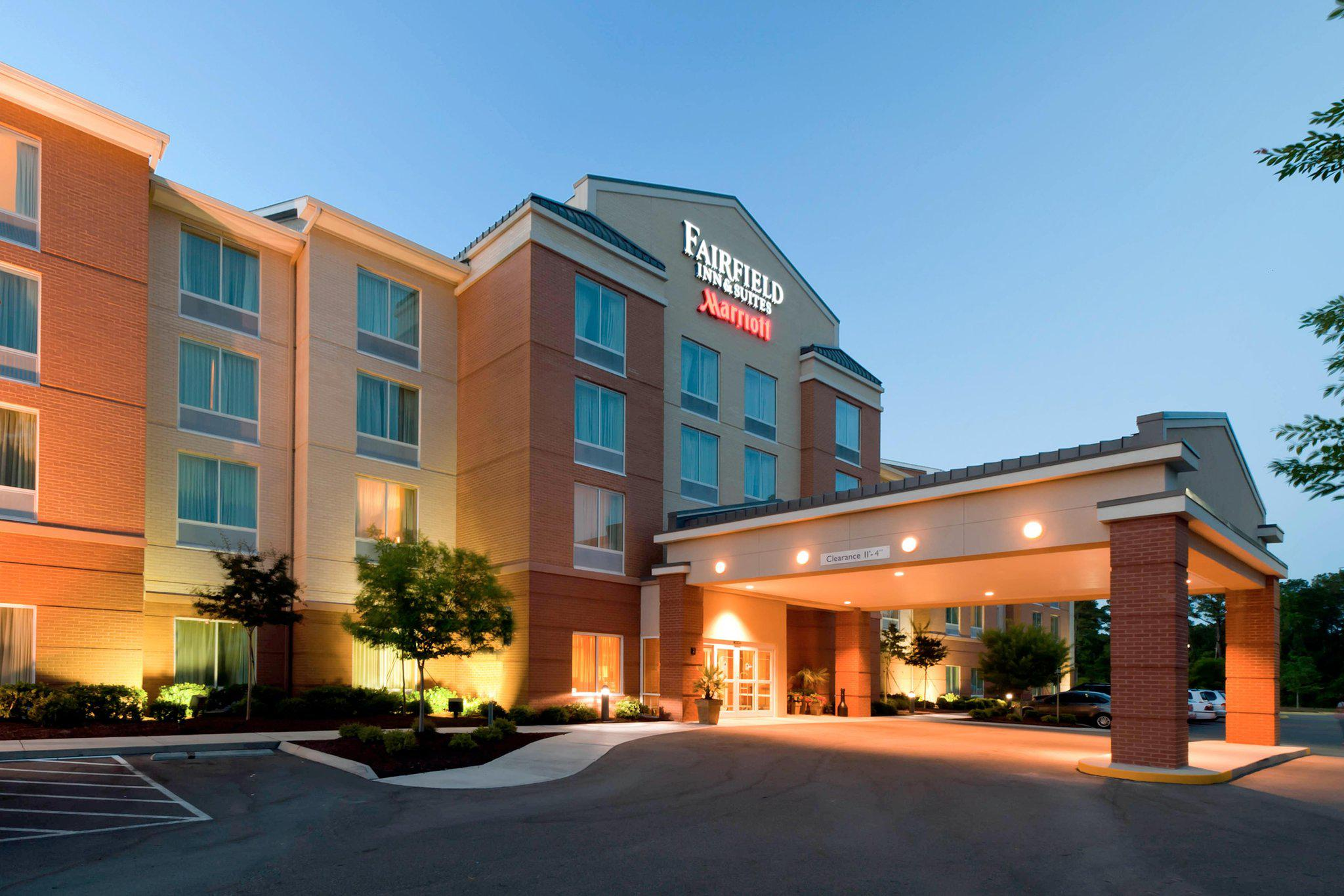 Fairfield Inn & Suites by Marriott Wilmington/Wrightsville Beach