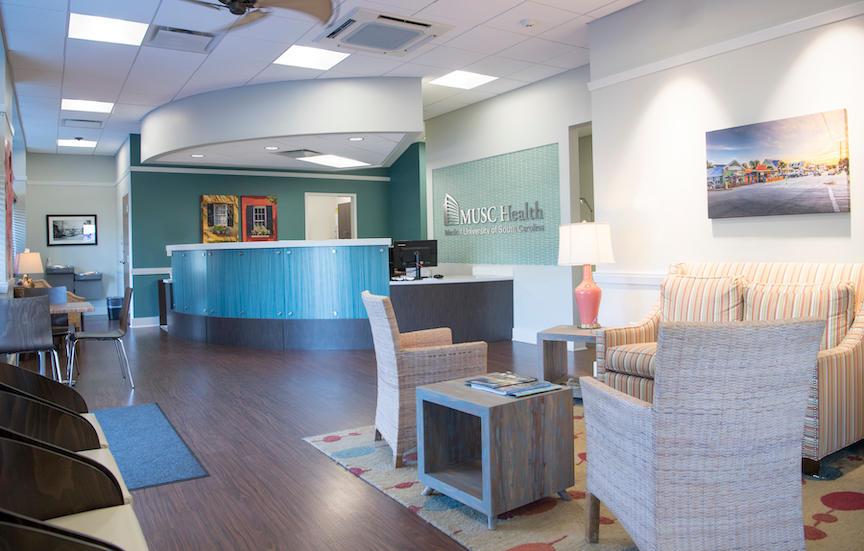 MUSC Health Primary Care - Ben Sawyer 1440 Ben Sawyer Blvd
