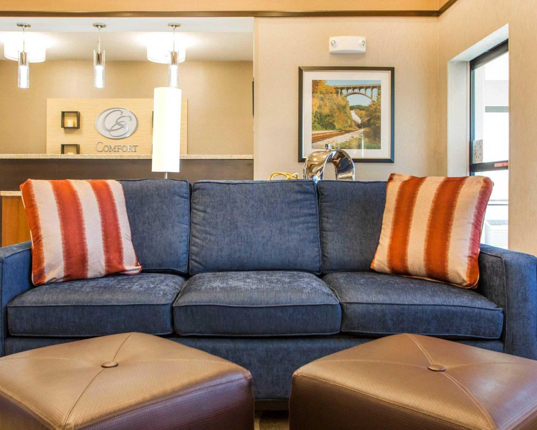 Comfort Suites Columbus West- Hilliard image 15